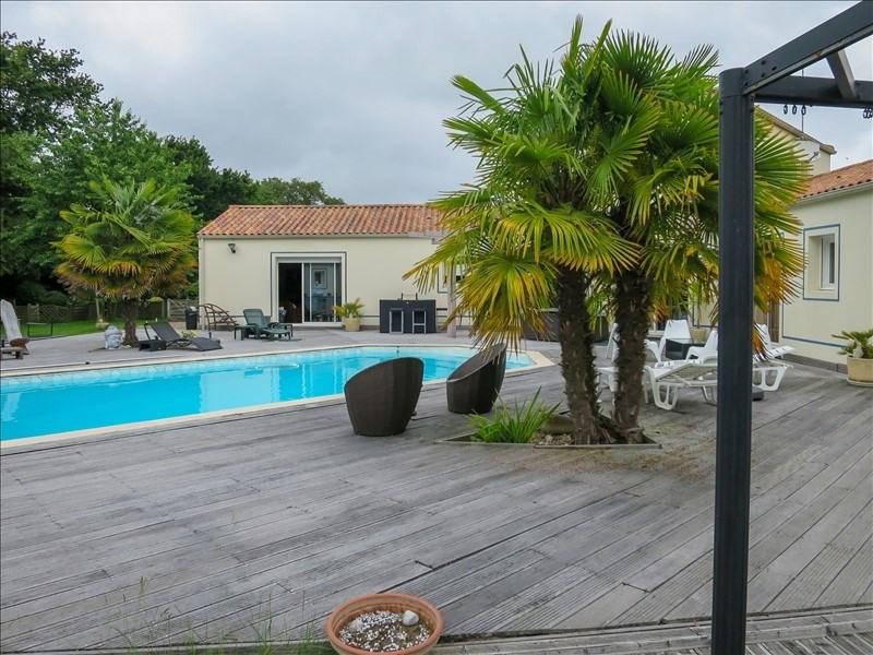 Revenda residencial de prestígio casa Talmont st hilaire 665600€ - Fotografia 2