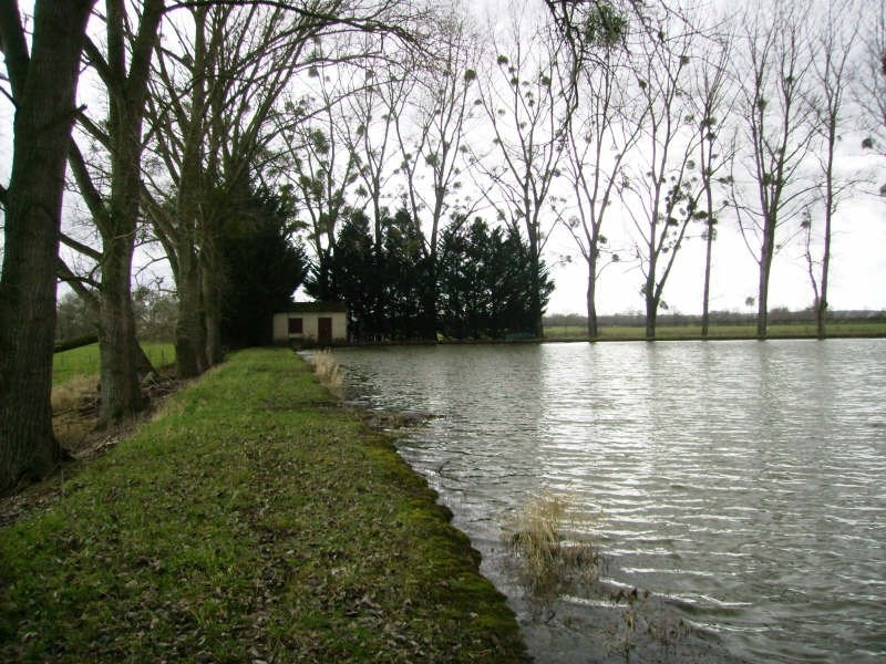 Revenda terreno Magny cours 110000€ - Fotografia 2