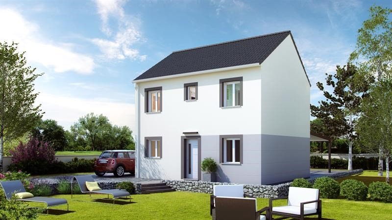 Maison  5 pièces + Terrain 240 m² Sermaises par Top Duo Etampes