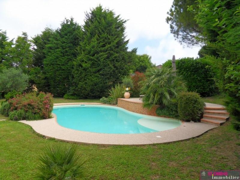 Deluxe sale house / villa Quint-fonsegrives 6 minutes 493000€ - Picture 2