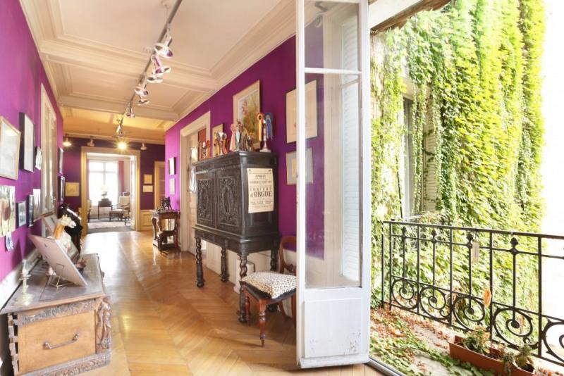 Immobile residenziali di prestigio appartamento Paris 16ème 2200000€ - Fotografia 5