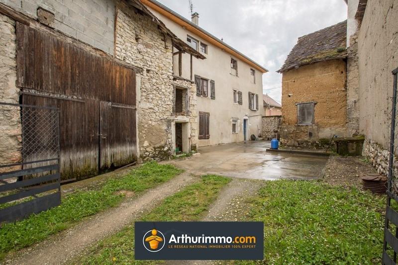Sale house / villa Morestel 150000€ - Picture 1