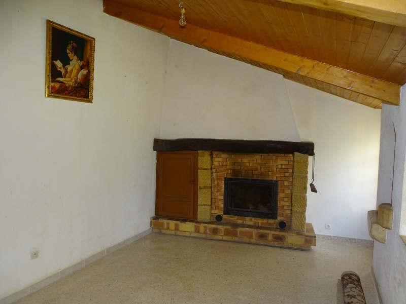 Vendita casa Lussan 180000€ - Fotografia 9