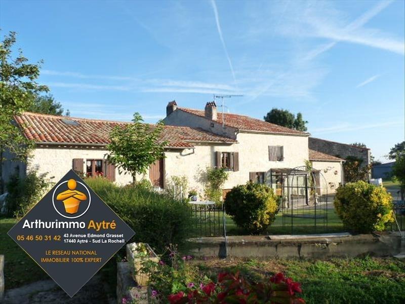 Sale house / villa Surgeres 312000€ - Picture 1