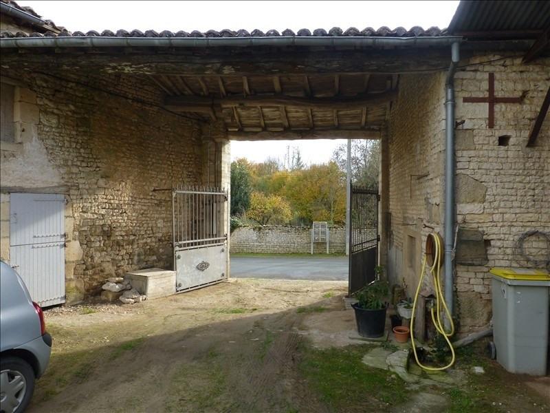 Sale house / villa Aulnay 66000€ - Picture 3