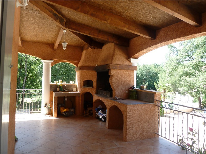 Vente maison / villa St maximin la ste baume 527000€ - Photo 4