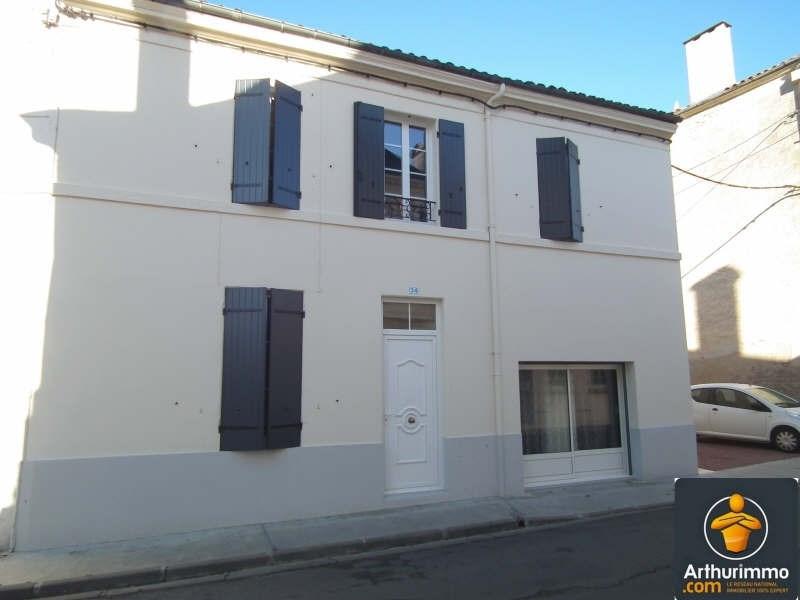 Sale house / villa Matha 206500€ - Picture 1