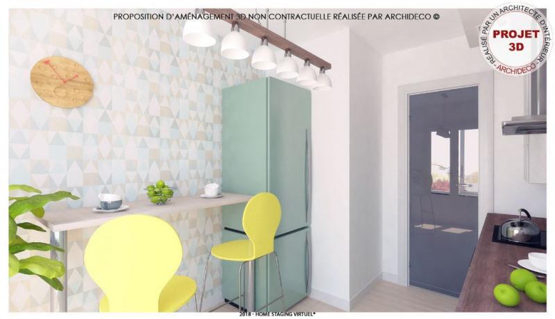 Vente appartement Colomiers 115000€ - Photo 2