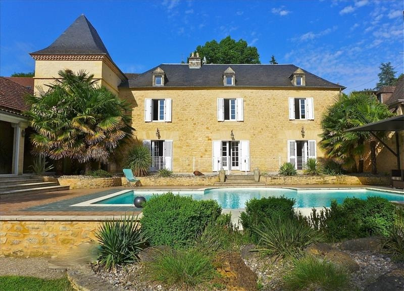 Deluxe sale house / villa Carsac aillac 1 290 000€ - Picture 1