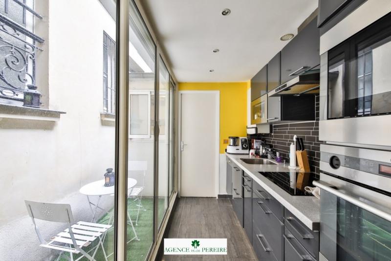 Sale apartment Paris 17ème 520000€ - Picture 6