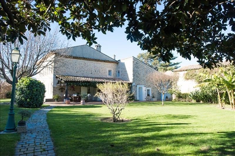 Immobile residenziali di prestigio casa Le pradet 1100000€ - Fotografia 1
