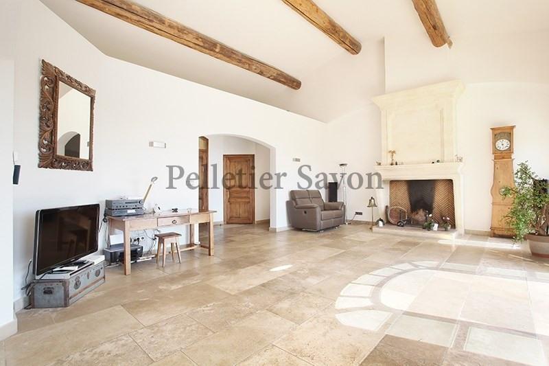 Verkoop van prestige  huis Le tholonet 1490000€ - Foto 7
