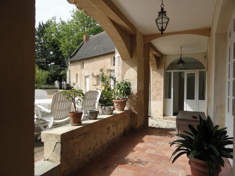 Deluxe sale house / villa Angers sud est 30 mm 680000€ - Picture 3