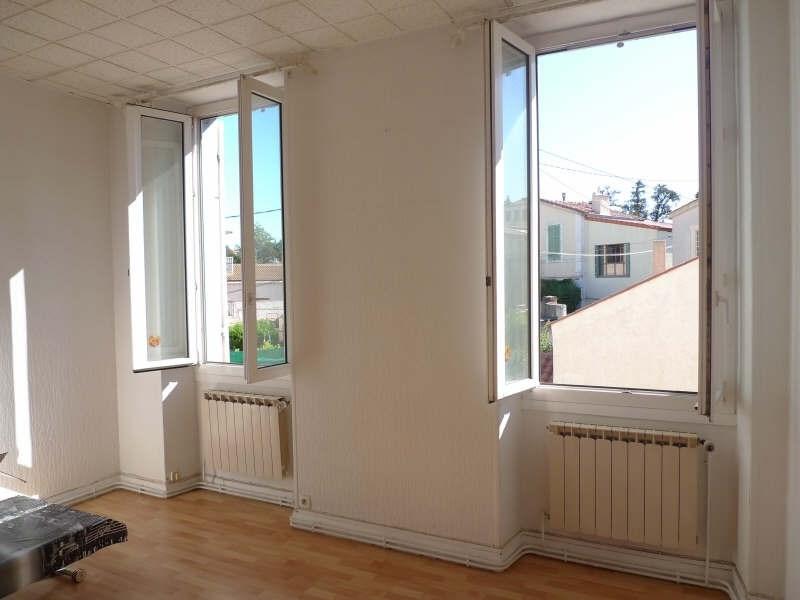 Rental apartment Marseille 4ème 558€ CC - Picture 1