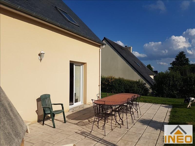 Vente maison / villa Montreuil le gast 256000€ - Photo 7