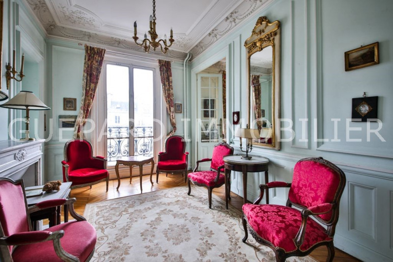 Vente de prestige appartement Paris 16ème 3 579 000€ - Photo 5