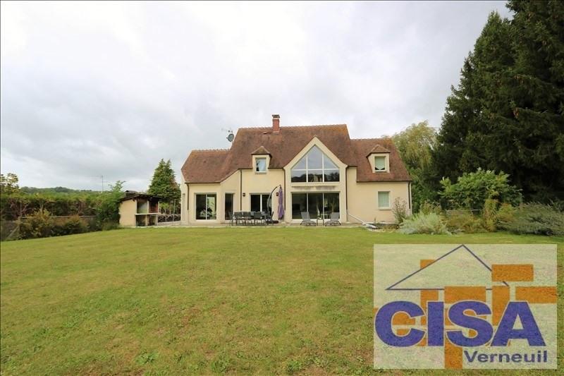 Vente maison / villa Cinqueux 499000€ - Photo 2