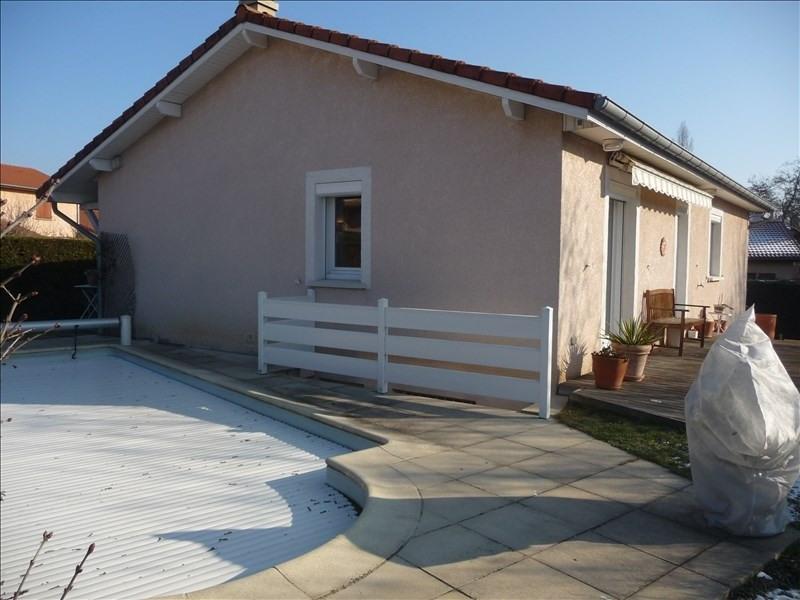 Vente maison / villa St genis les ollieres 415000€ - Photo 8