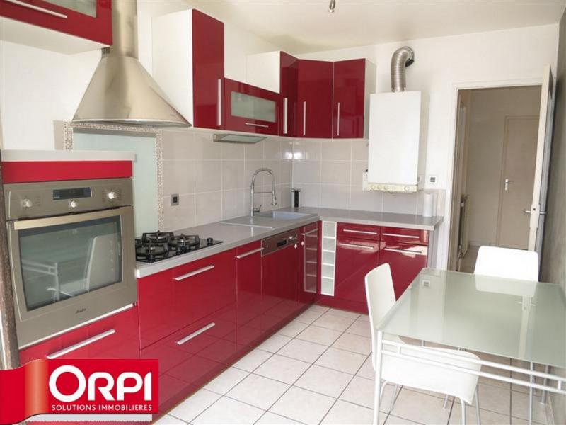 Vente Appartement 4 pièces 82m² Moirans