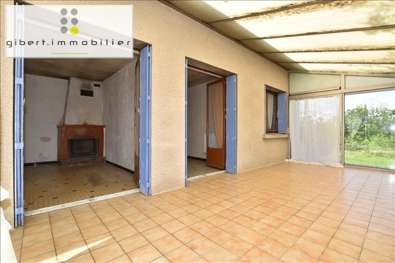 Sale house / villa Sanssac l eglise 128300€ - Picture 2