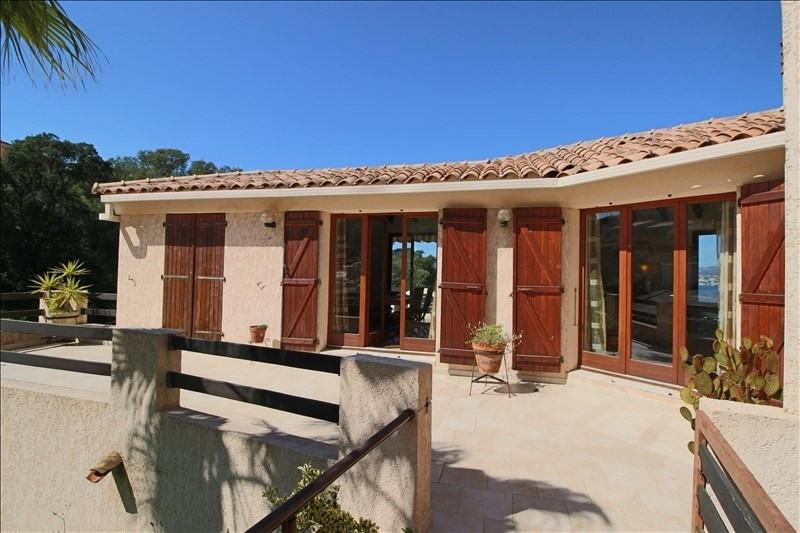 Deluxe sale house / villa Porticcio 600000€ - Picture 4
