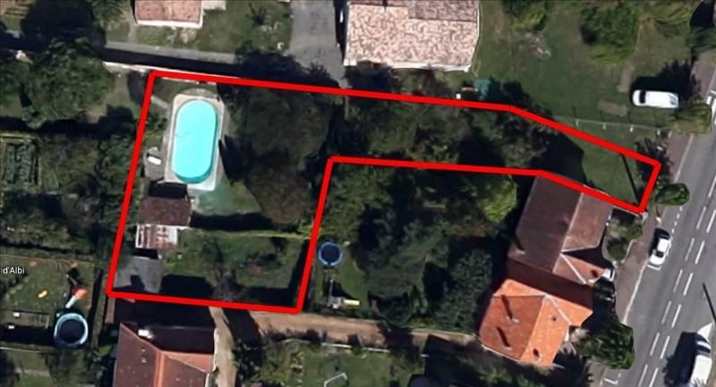 Vente terrain Albi 118000€ - Photo 1