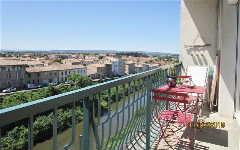 Appartement balcon + garage