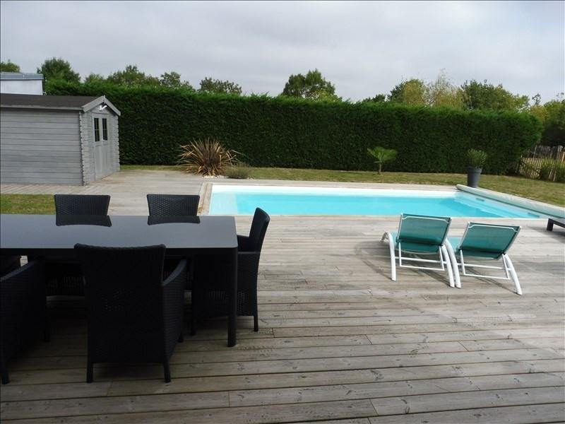 Vente maison / villa Le may sur evre 292500€ - Photo 4