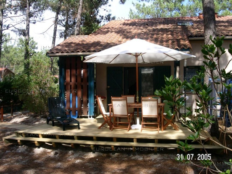Vacation rental house / villa Lacanau-ocean 302€ - Picture 1