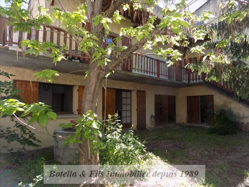 Vente maison / villa Barjac 149 000€ - Photo 1