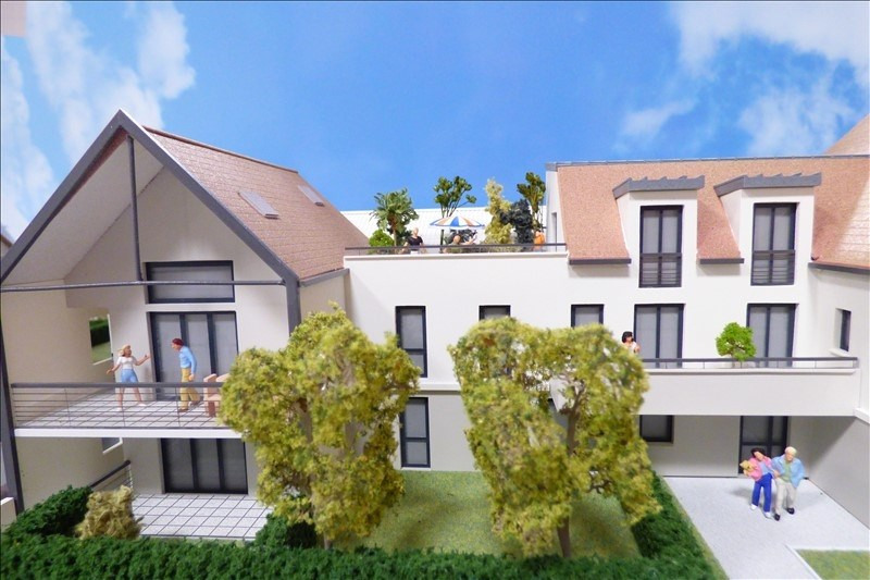 Deluxe sale apartment Fontainebleau 338000€ - Picture 1