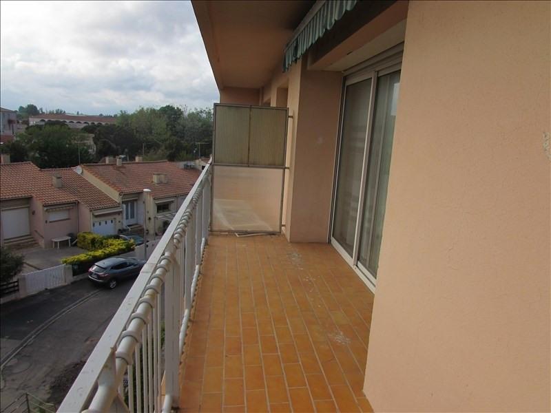 Vente appartement Valras plage 99000€ - Photo 3