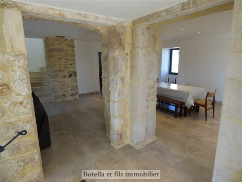 Immobile residenziali di prestigio casa Barjac 535000€ - Fotografia 6