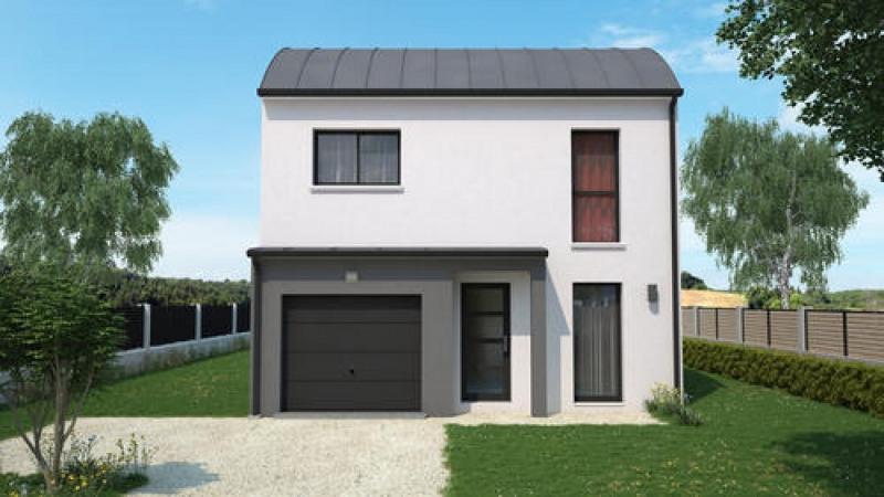 Maison  4 pièces + Terrain 1564 m² Briollay par maisons Ericlor