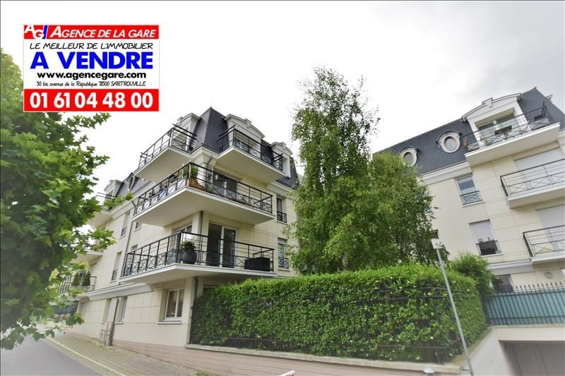 Vente appartement Sartrouville 289 000€ - Photo 1