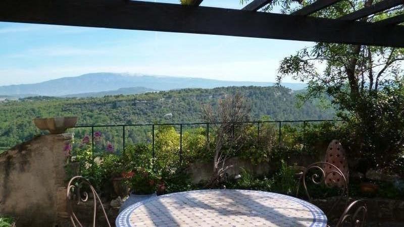 Verkoop van prestige  huis Venasque 820000€ - Foto 1