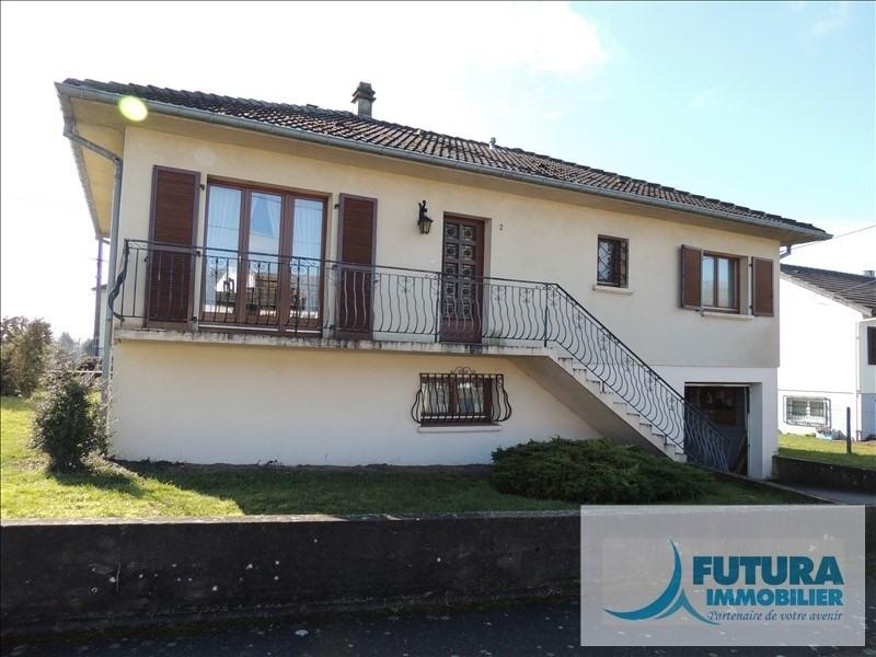 Sale house / villa Morhange 157000€ - Picture 1