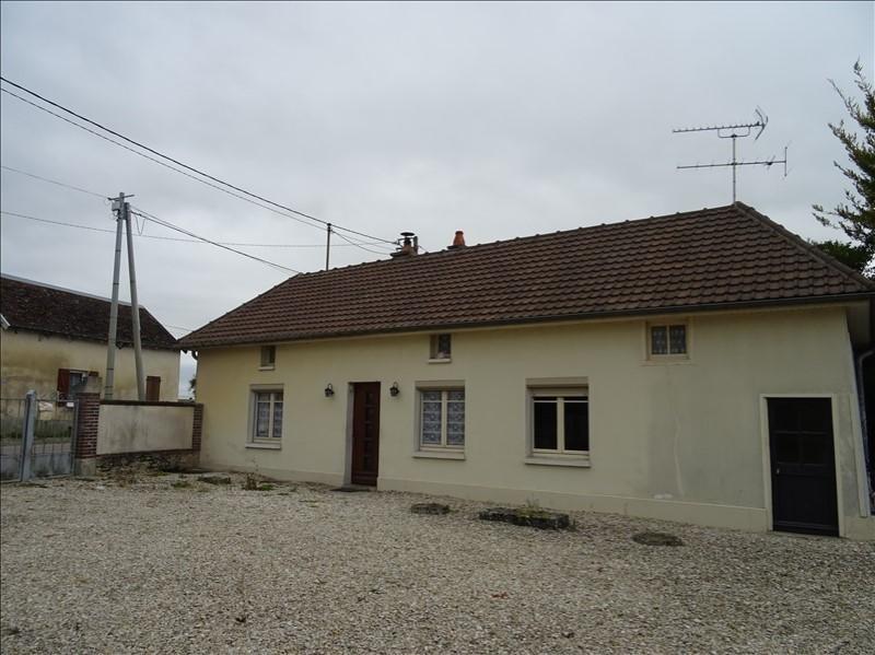 Vente maison / villa Nogent sur aube 56600€ - Photo 2