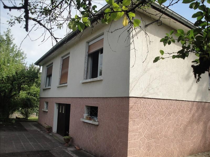 Venta  casa Mandeure 109000€ - Fotografía 3