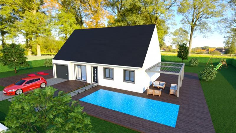Maison  5 pièces + Terrain 950 m² Nogent-le-Roi par Résidences Inter