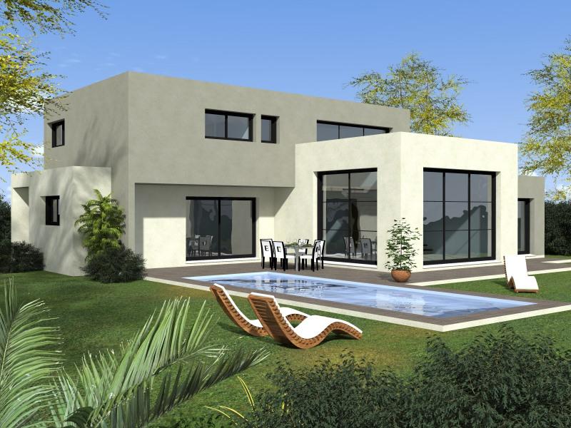 Maison  5 pièces + Terrain 500 m² Juvignac par Domitia Construction