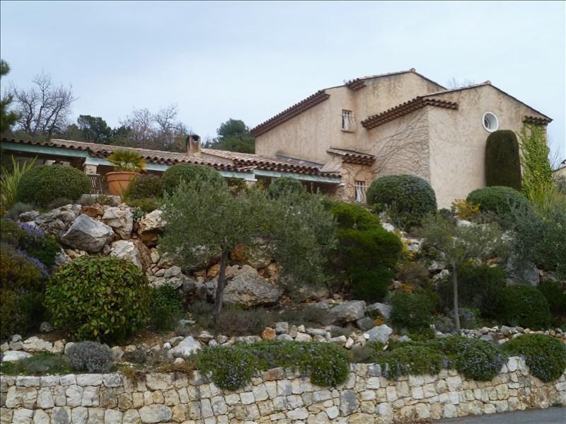 Vente de prestige maison / villa Saint cezaire sur siagne 619500€ - Photo 1