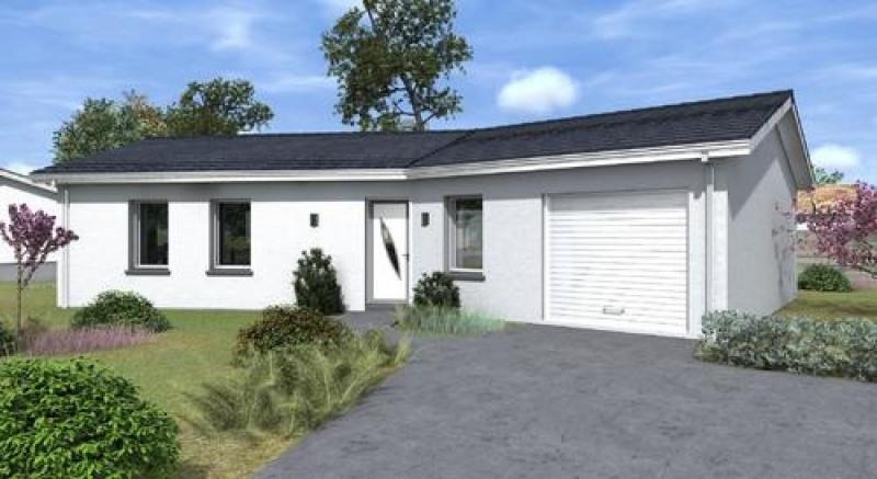 Maison  4 pièces + Terrain 511 m² Sadirac par TANAIS HABITAT