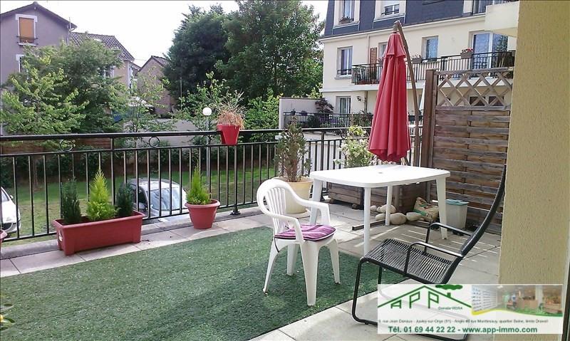Sale apartment Draveil 279500€ - Picture 1