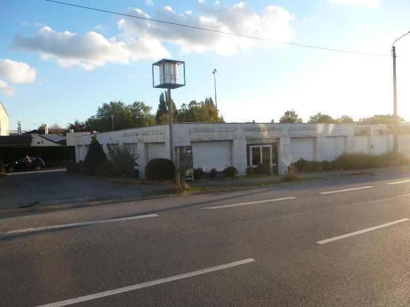 Location Local d'activités / Entrepôt Chantepie 0
