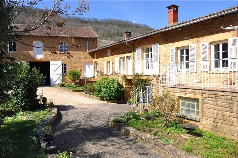 Deluxe sale house / villa Villefranche sur saone 730000€ - Picture 2