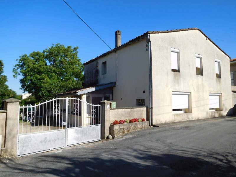 Vente maison / villa Prignac et marcamps 174900€ - Photo 1
