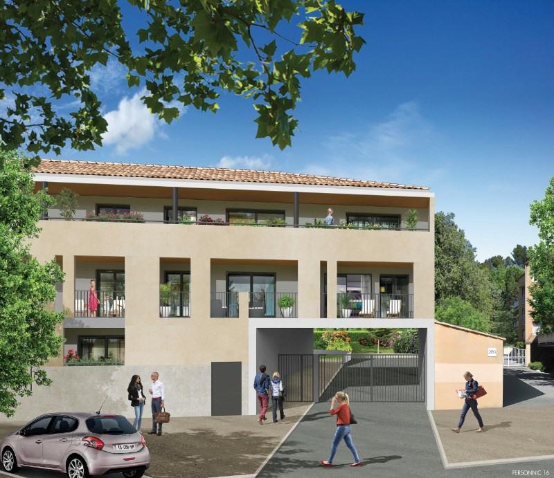 Villa melisande programme immobilier neuf aix en provence for Programme neuf