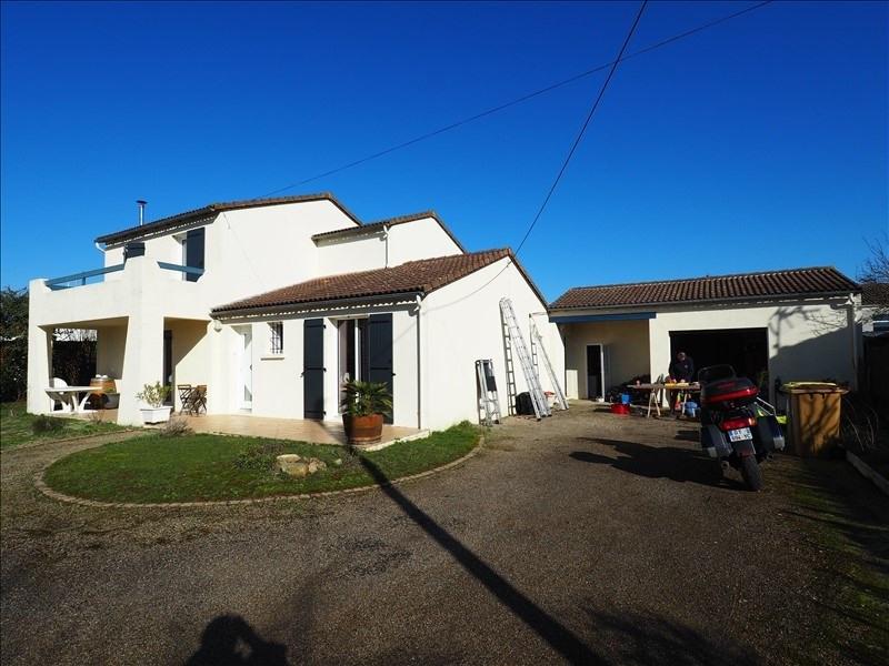 Vente maison / villa Aiffres 220500€ - Photo 2