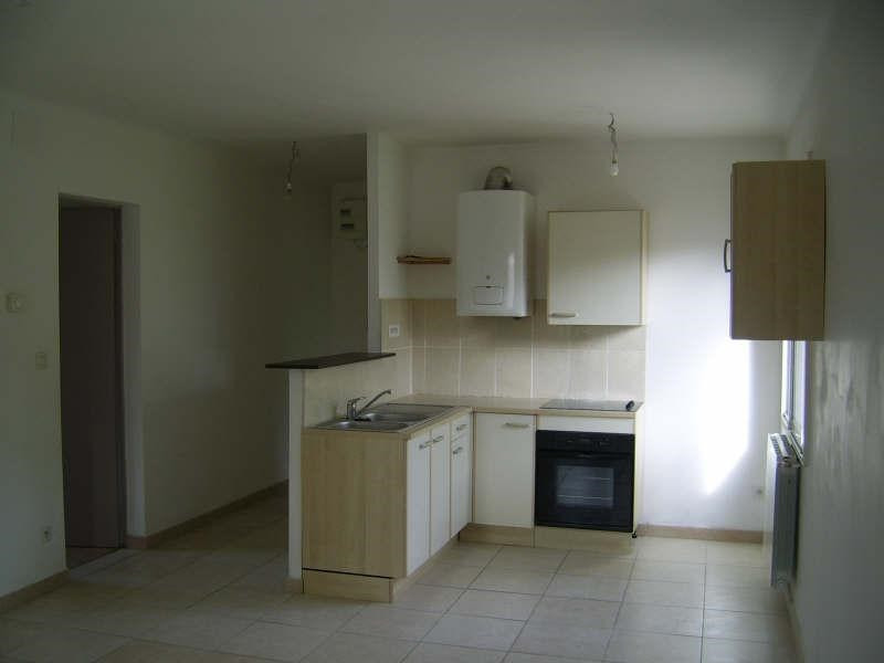 Rental apartment Nimes 600€ CC - Picture 1